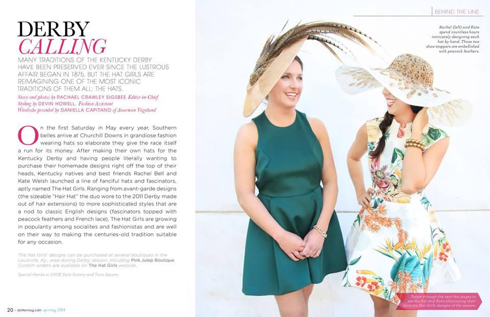 Dottie Magazine Spring 2014