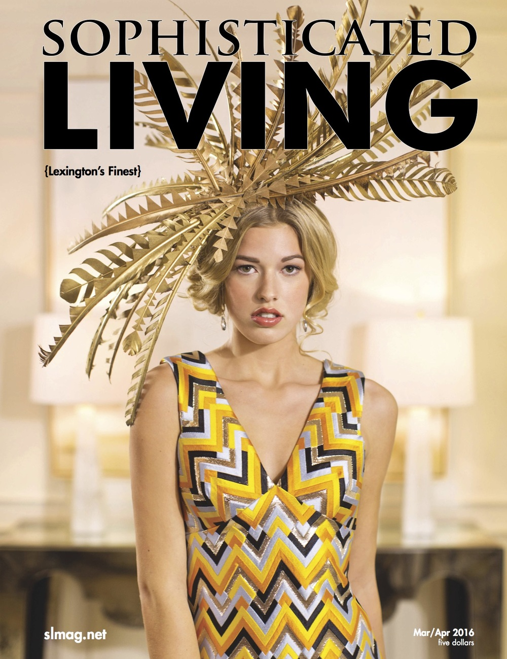 """Sophisticated Living"" Mar/Apr 2016"