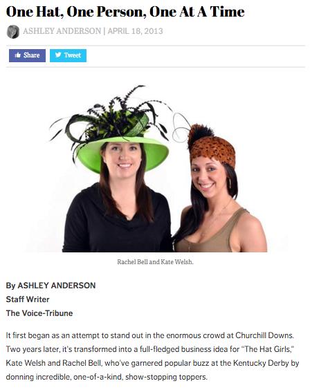 The Voice Tribune - April 2013