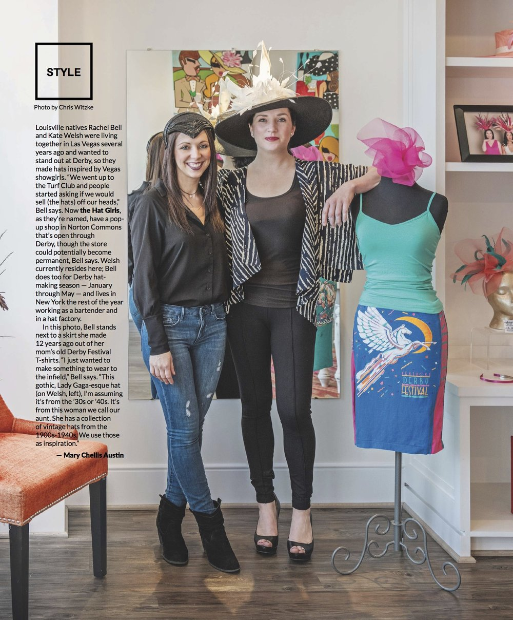 Louisville Magazine (April 2017)
