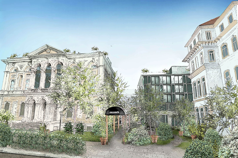 Biggest House Ever >> Biggest Ever Soho House Is Set To Open In Istanbul This Winter