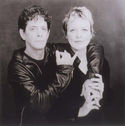 Lou Reed Laurie Anderson