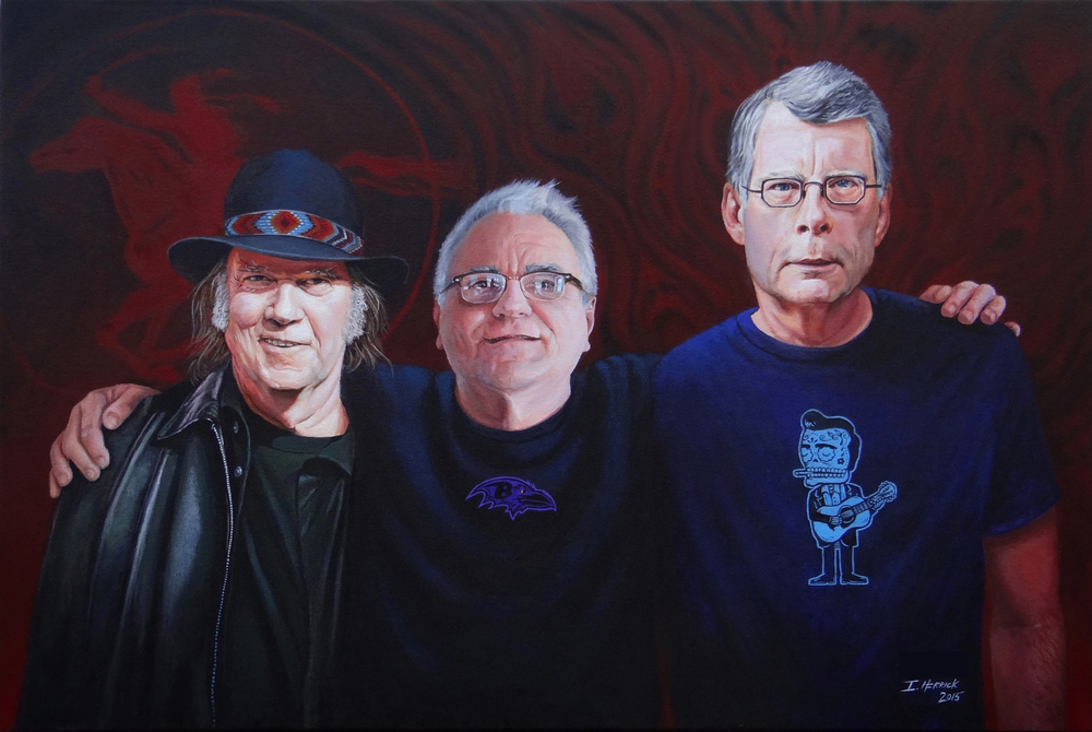 Big Ed and his Heroes