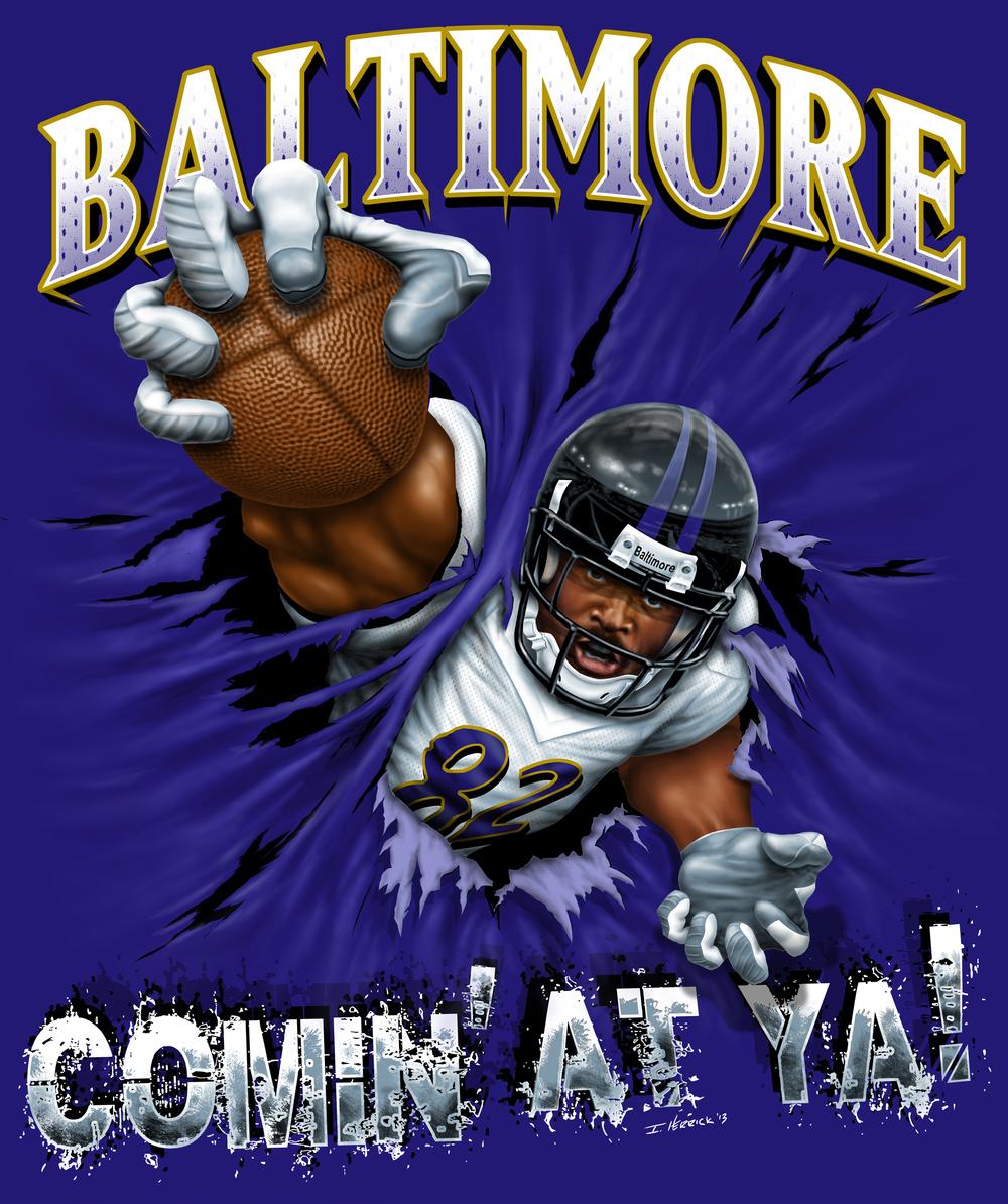 Baltimore Comin' At Ya Torrey