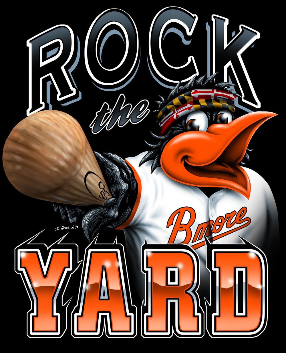 Rock the Yard