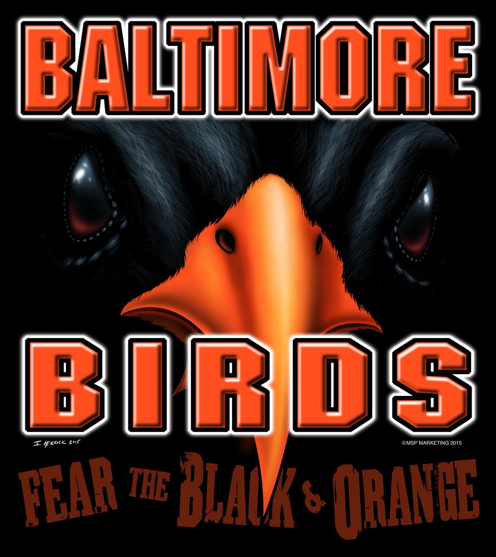 Baltimore Birds
