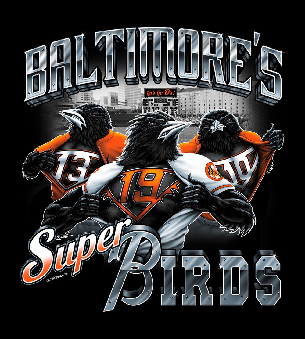 Baltimore Super Birds