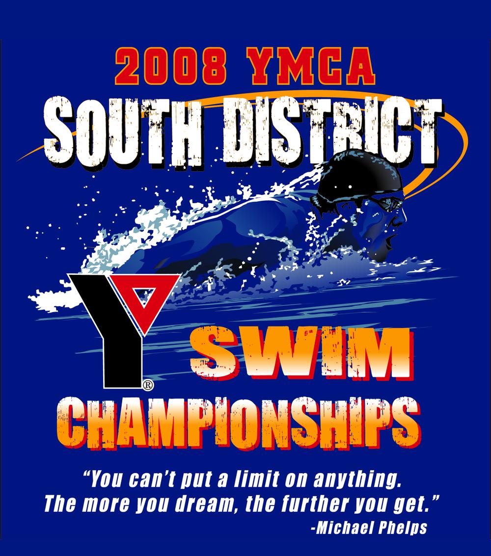 2008 South District YMCA Swim Champs