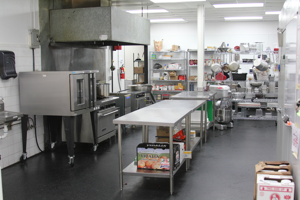 Full Catering Kitchen   Our complete commissary kitchen in Smyrna enables us to provide comprehensive catering capabilities in addition to our food truck. If your event calls for a more traditional event style we're happy to work with you to put on an event you and your guests remember.