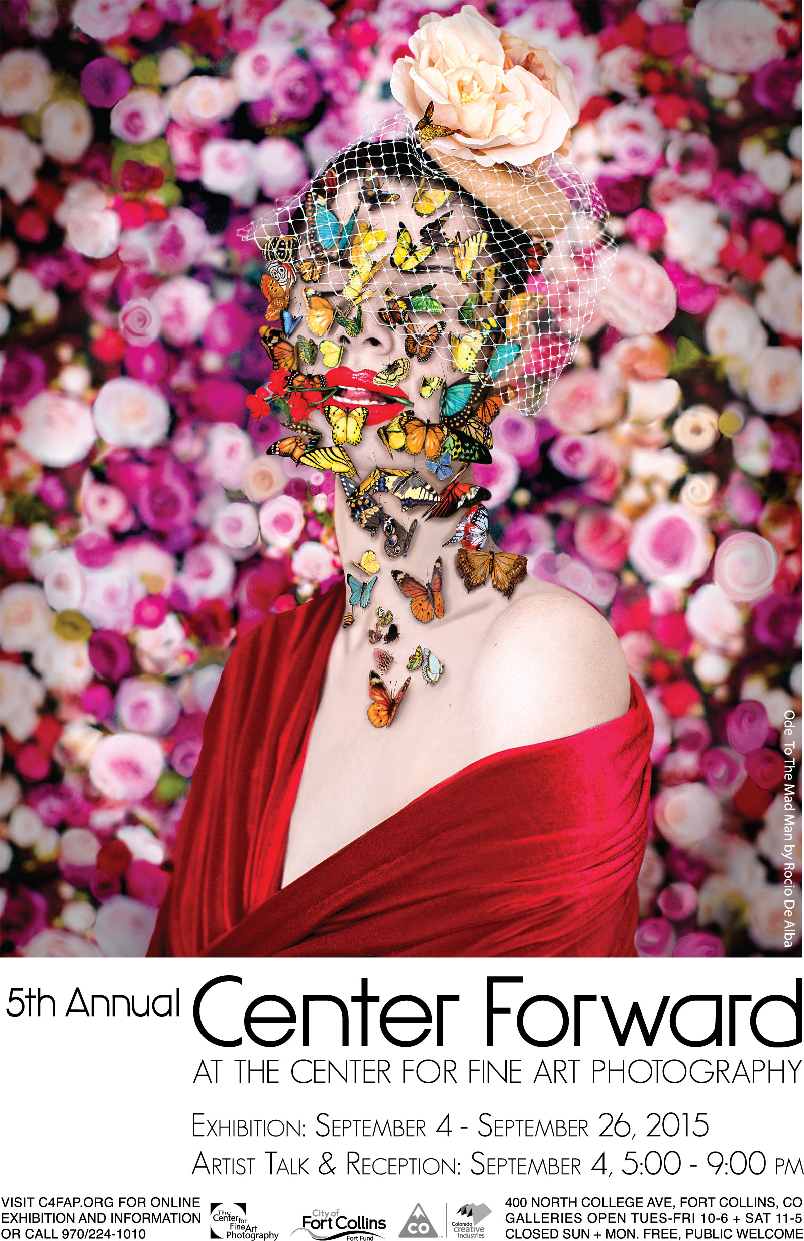 Center Forward2015_poster