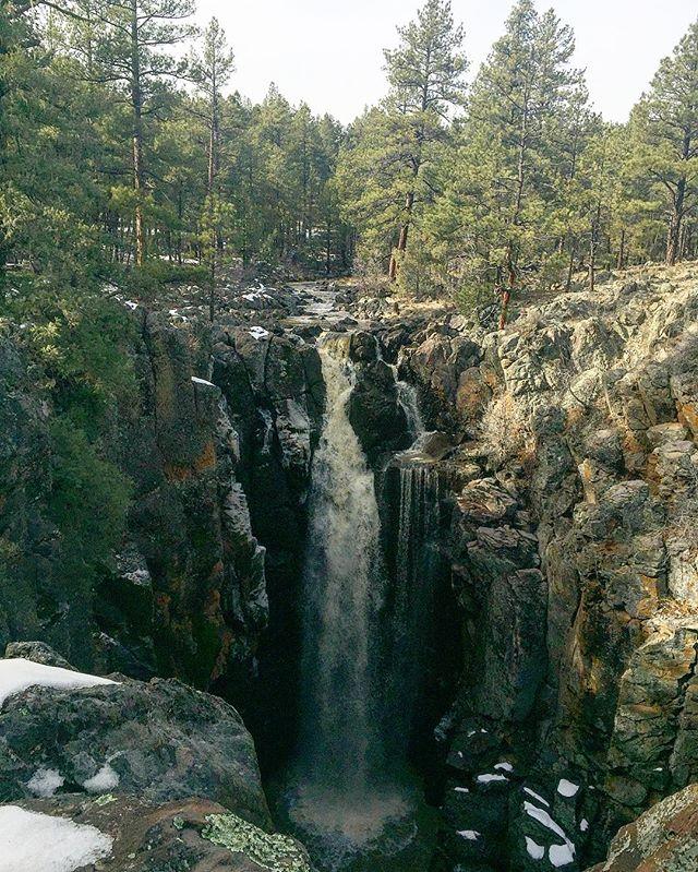 Sicamore falls az #northernarizona #arizona #waterfall #photography