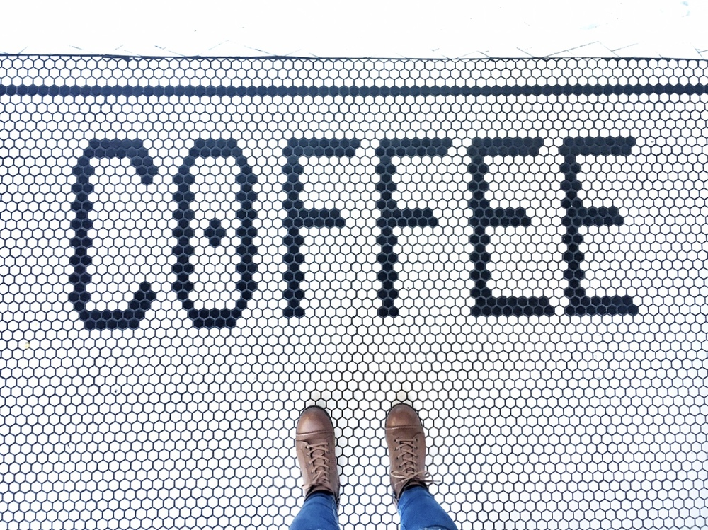 Black Eye Coffee CapHill