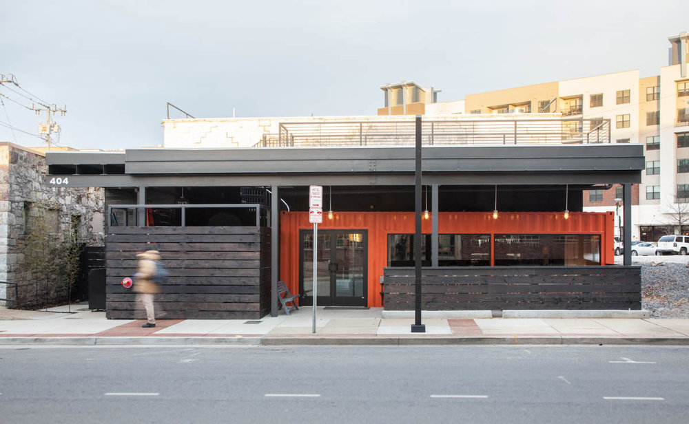 The 404 Hotel & Restaurant  - The Gulch