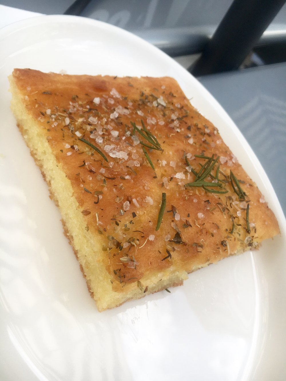 Focaccia (Wouldn't Order Again)