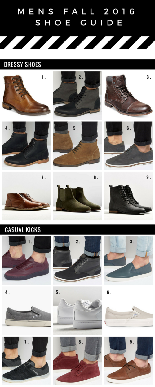 c243dbf5ed2 Shopping for New Shoes  Our Fall Shoe Guide is Finally Here. — sev ...