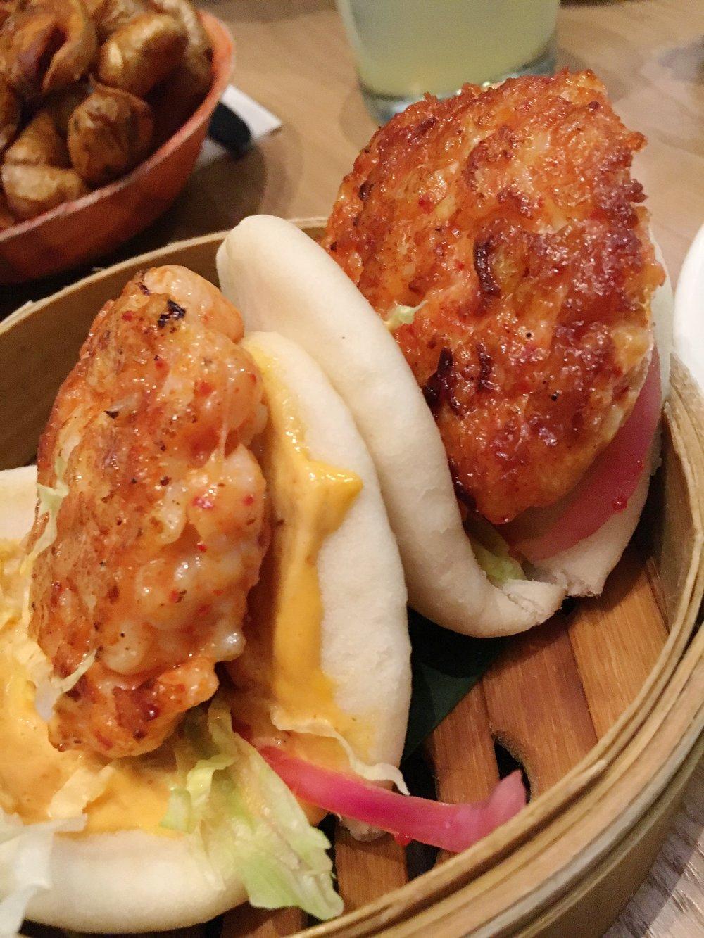 Shrimp Buns – $13