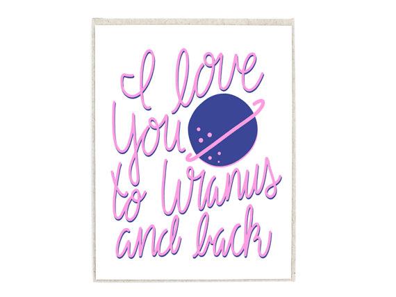 Uranus nerdy love
