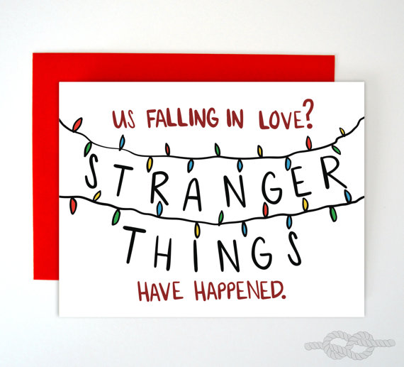 stranger things valentine love