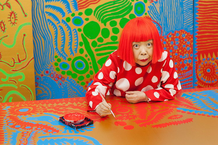 yayoi kusama art exhibit tickets washington dc
