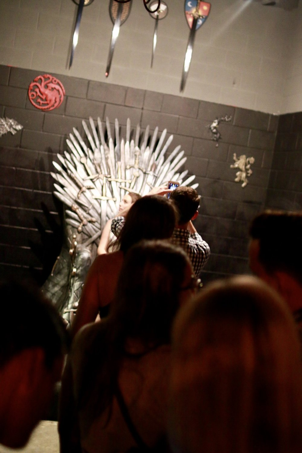 game of thrones pop up theme bar washington dc GOT pub