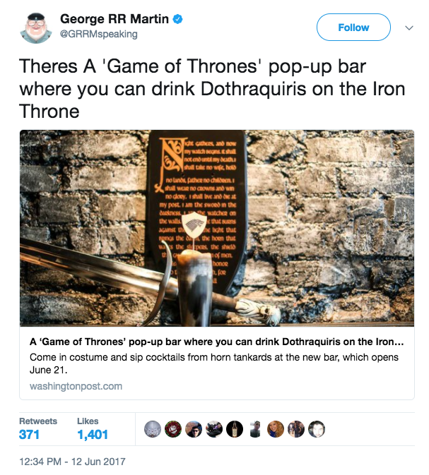 game of thrones pop up theme bar washington dc aylin sevgili