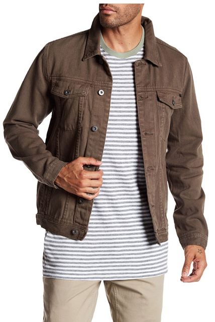 B RIGID JACKET  $99
