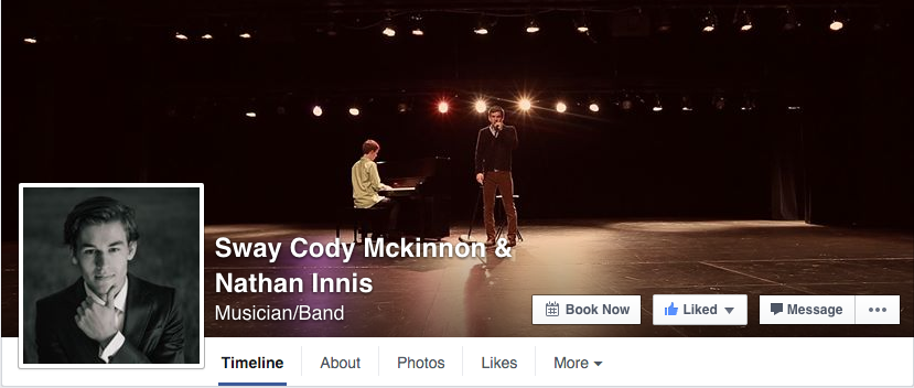 Like the Facebook page for performance updates