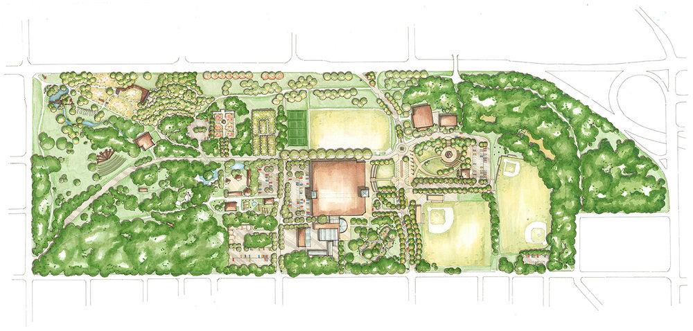 Queen's Park Master Plan