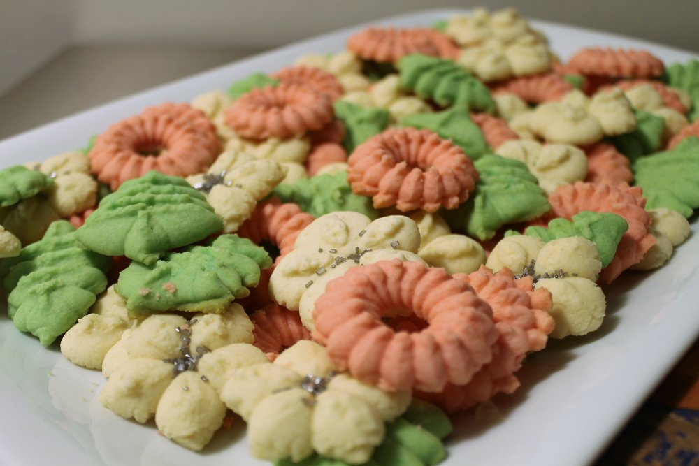 italian christmas cookies simple sweet and way way easier than pie - Italian Christmas Cookies Recipe