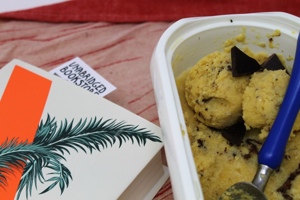 Coconut Mango Sorbet and Annihilation from Unabridged Bookstore