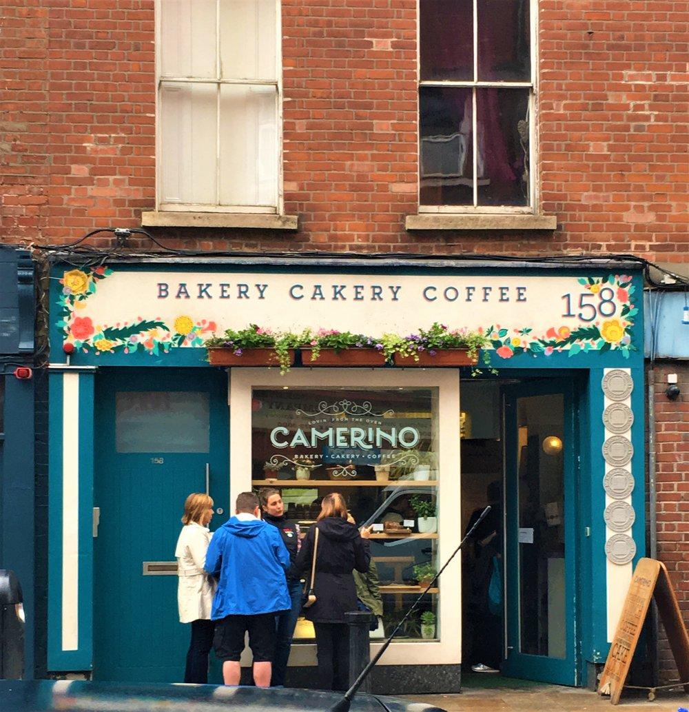 Camerino Bakery + Cakery