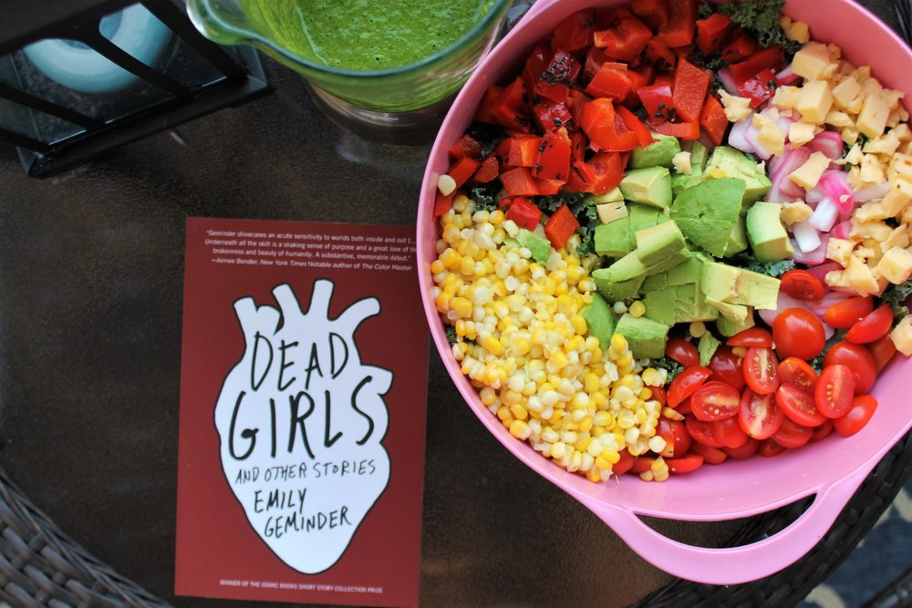 Dead Girls and Spicy Summer Salad