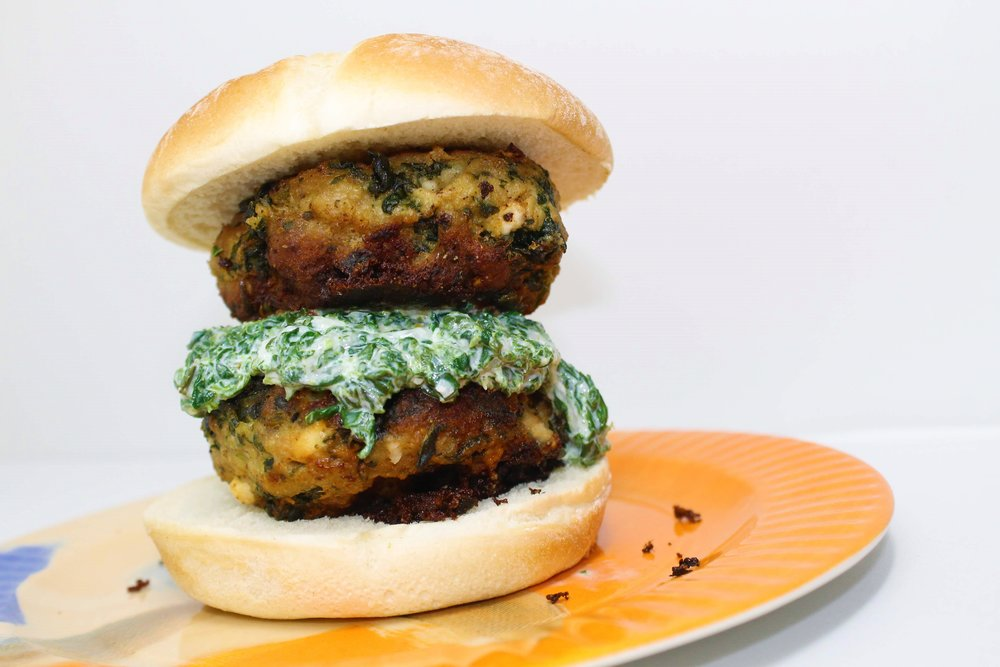 Turkey Burgers - God's gift to the anti-beefers