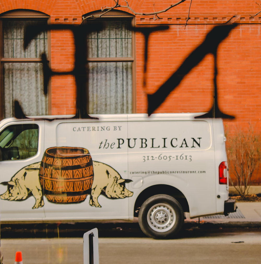 Publican Quality Meats Catering