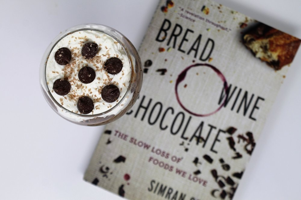 Bread, Wine, and Chocolate: The Slow Loss of Foods We Love