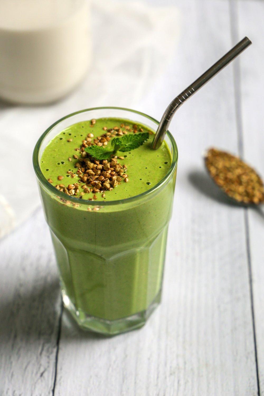 Greenest Smoothie - Breakfast just got greener.