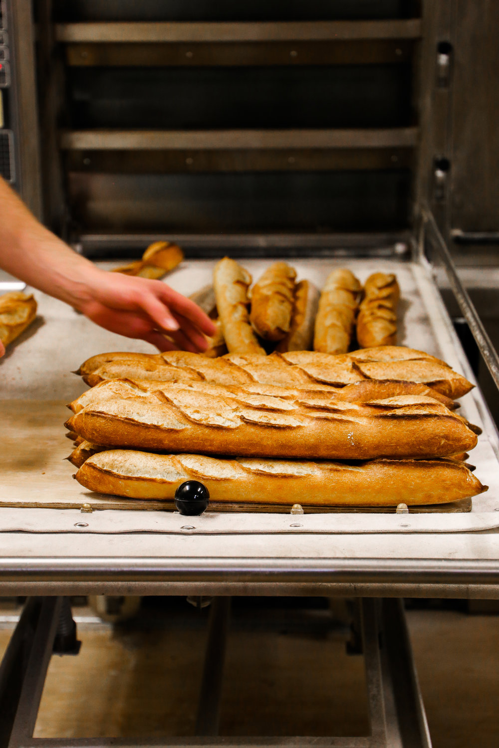 Baguettes for days