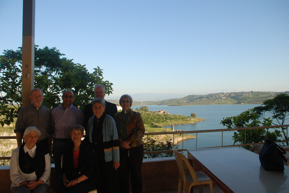SLPN Members on a visit to Syria and Lebanon (Fall 2015)