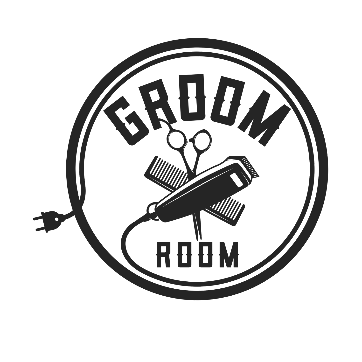 GROOM ROOM BARBERSHOP