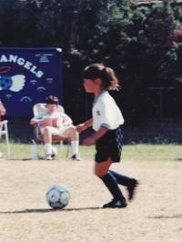 The Mini Horse in 1993.