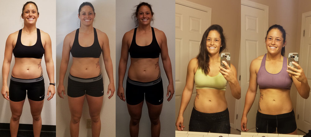 Day 1: 147.7 lbs  --   Day 7: 142.5 lbs  --  Day 14: 142.0 lbs  --   Day 21: 141.2 lbs   --    Day 31: 140.0 lbs