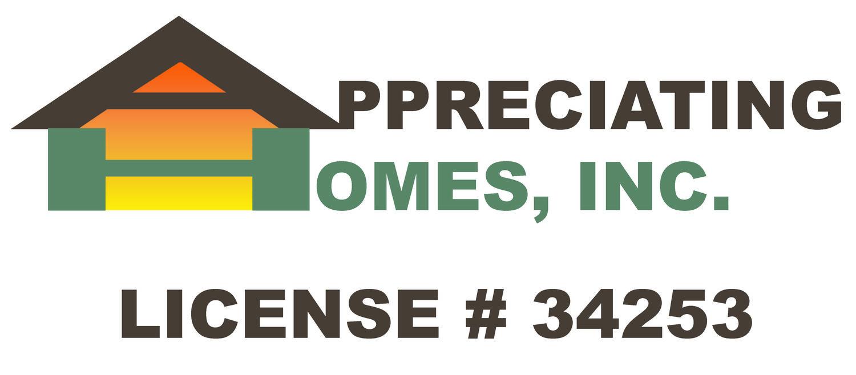 Appreciating Homes Inc. Professional Quality Renovations Quality ...