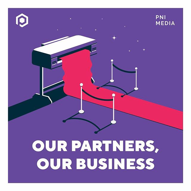 Our new value #4️⃣ is Our Partners, Our Business. This value emphasizes the reason we're here. Our software allows our retailer partners to offer customized goods and shipping solutions to their customers. Thanks to their business, we're able to reach over 52 million customers per year. 🖨 . . . Read our blog for more. #linkinbio #wearePNI #vantech #companyculture #vantech #yvrtech #bctech #uidesign #corporateevents #PNImedia #scavengerhunt #redcarpet #printer #graphicdesign #scalable #strategy #corevalues #partnership