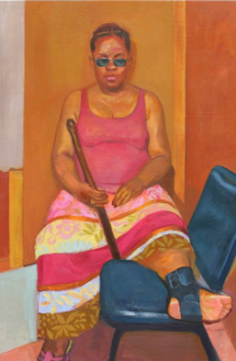 Tracey, 2011, Oil on canvas