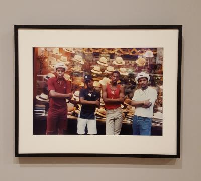 Jamel Shabazz at the Whitney Museum