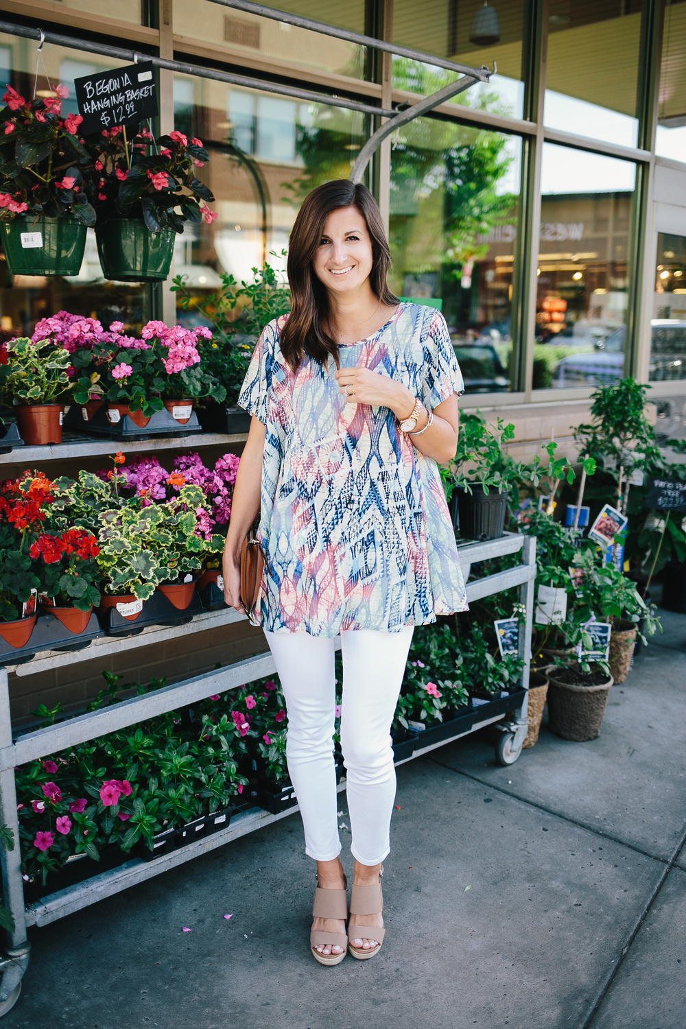Photography by  Madi Flournoy Henderson    Jeans -  Jcrew ; Top -  Fab'rik ; Shoes -  Target
