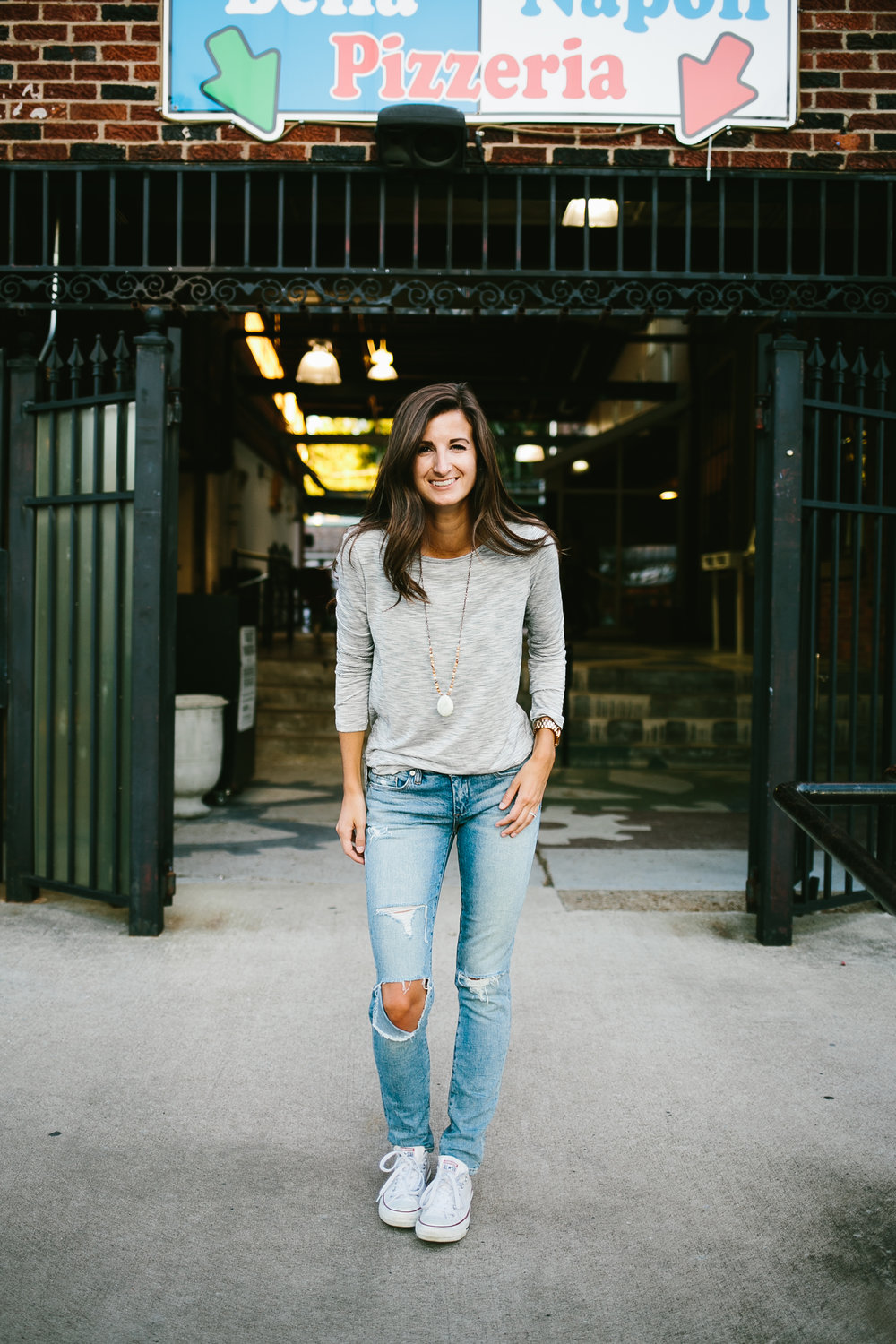 Photography by  Madi Flournoy Henderson  || Top:  Madewell