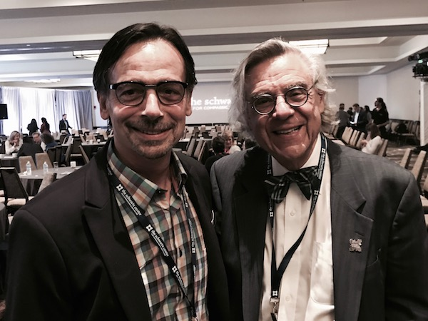 Michael J. Goldberg, MD and me