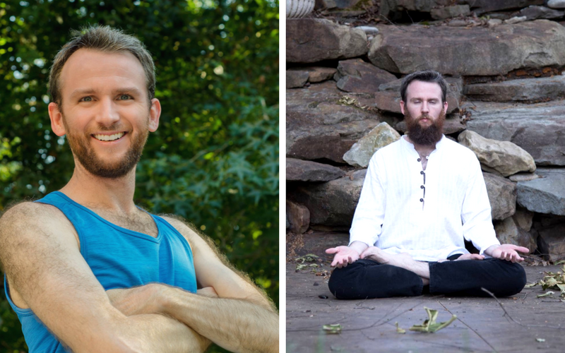 Andrew Burrow Yoga Instructor/Teacher Birmingham Alabama