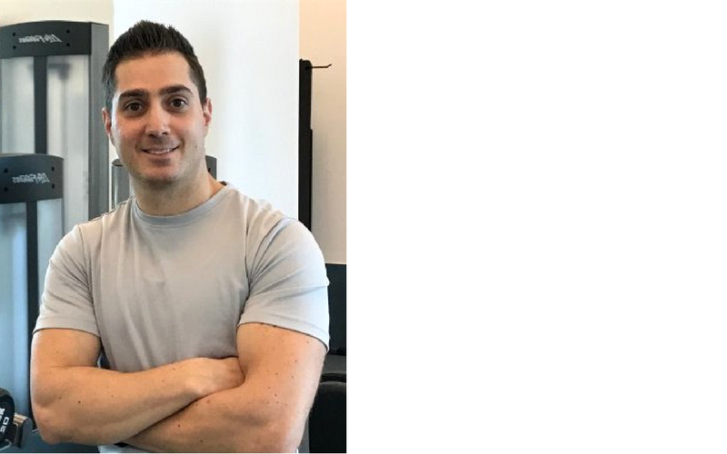 Sal Alutto Personal Trainer Nashville Tennessee